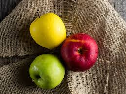 What Is The Difference Between Red Green And Yellow Apples