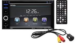 power acoustik ptid 8920b in dash dvd am fm receiver 7 inch boss audio bvb9364rc double din 6 2 inch touchscreen dvd player receiver bluetooth wireless