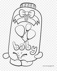 Shopkins Coloring Pages Season 2 Limited Edition Colouring Pages
