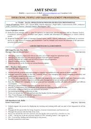 Management Resume People Management Sample Resumes Download Resume Format Templates 51