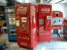 Pepsi Cola Vending Machines Interesting Desired Model For