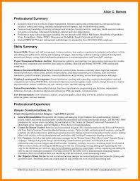8 Customer Service Resume Summary Resume Type