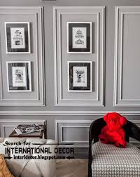 decorative wall molding designs