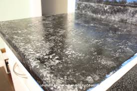 unbelievable painted countertops look like granite paint delectable depiction image for to ideas and trend