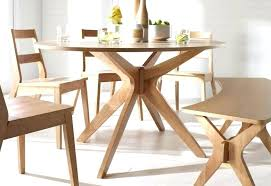 scandinavian dining tables dining table furniture oak dining collection styling with regard to dining table design