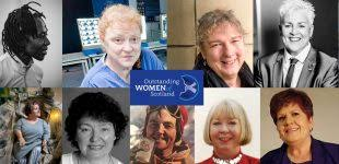 Myrtle Simpson, Professor Dame Sue Black and Horse McDonald included as  2017 'Outstanding Women of Scotland' inductees | Glasgow Women's Library