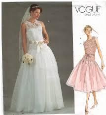 Bridal Sewing Patterns Best Inspiration