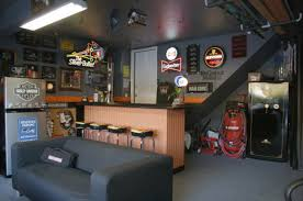 Simple Garage Man Cave Ideas image and description
