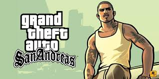 Where filmstars and millionaires do their best to avoid the dealers and gangbangers. Grand Theft Auto San Andreas Trailer