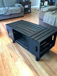 diy wooden crate coffee table awesome coffee table ideas impressive best crate table ideas on crate