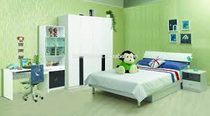 Mdf Bedroom Furniture Mdf Kids Modern Furniture Wooden Single Bed With Drawer 961 Buy