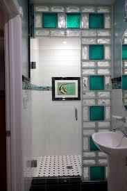 Glass Block Window In Shower bathroom glass block shower design ideas glass block window 3759 by xevi.us