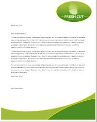 lawncare ad letters to lawn care business customers and property managers