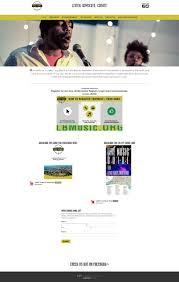 Web Design Long Beach Ca Long Beach Music Council Long Beach Web Design Web