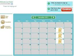 volunteer schedule template. Free and Easy Concession Stand Sign Up Sheet Templates Online