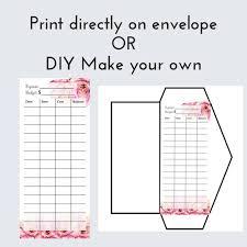 Printable Cash Envelopes And Budget Planner Dave Ramsey Printable Cash Envelope System Budget Envelopes Debt Snowball Planner Budget