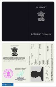 Passport Know More About Indian Passport