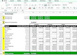 excel template monthly budget bills excel template excel template monthly budget simple personal