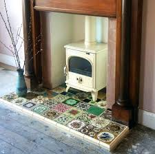 fireplaces with tiles how to turn damp hearth into a delectable hearth part 1 google hearths fireplaces with tiles fireplace tiles