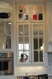 Glass Cabinet Doors Kitchen 24 Best Images About Mirrored Kitchen Cabinet Doors On Pinterest