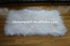 mongolian sheepskin rug lamb fur skin blanket white fur rug faux mongolian sheepskin rug mongolian sheepskin rug