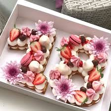 Beautiful And Creative Number Cakes Omg Lifestyle Blog