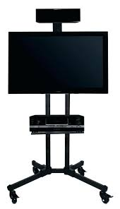 tv stands swivel flat screen tv stand plasma carts with storage shelf mobile av stands ace