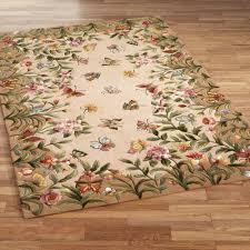 athena garden rectangle rug