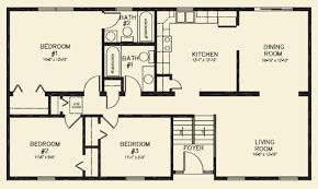 bedroom house plans 3 bedroom floor plan