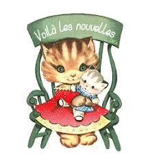 """Résultat de recherche d'images pour """"blinkies gratuits chats bonheur"""""""