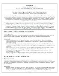 Executive Resumes Templates Classy Marketing Resume Templates Retail Manager Top Amp Samples Sample