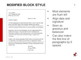 Modified Block Letter Collection Of Solutions Sample Of Modified