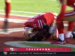 Marquise Goodwin Scores Emotional TD Hours After Death Of Newborn Classy Wr Part My Son Quotes