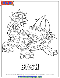 Small Picture Free Printable Skylanders Coloring Pages H M Coloring Pages