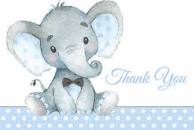 Baby Boy Thank You Cards Baby Shower Thank You Cards Zazzle