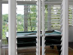 using louvre windows in doors australia