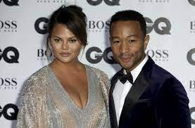 Chrissy Teigen und John Legend: Paar ...