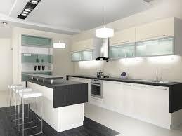 modern white kitchens. Cabinets For Kitchen Modern White Black New Kitchens W