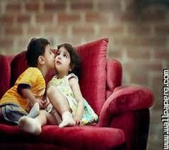 love kiss hd wall cute baby profile pics