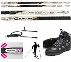 Details About Madshus Ladies Cross Country Ski Package Nnn Boots Bindings Poles