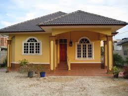 Gambar desain rumah kayu kampung panggung 2 lantai sumber : 54 Desain Rumah Sederhana Di Kampung Minimalis Dan Modern Kumpulan Desain Minimalis