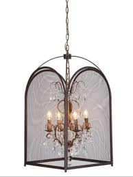 1024 1365 in large statement birdcage vintage industrial shabby chic caged chandelier