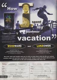 camp woodward how i spent my summer vacation ad <  camp woodward how i spent my summer vacation ad 2001