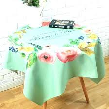 90 inch square tablecloth on round table inch round table rose flower tablecloth for inch round