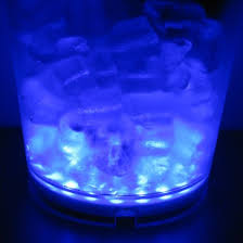 cool mood lighting. Chill Your Drinks, And Enjoy Funky Mood Lighting In Three Cool Modes With The Flashing Blue LED Ice Bucket. Read More.