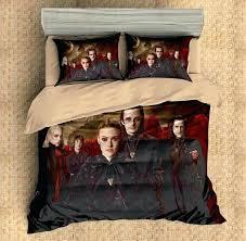 twilight bedding set customize the twilight saga bedding set duvet cover set bedroom set three lemons twilight bedding set