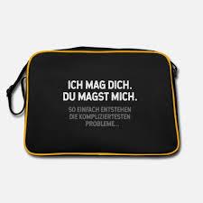 Lustiges Partner Beziehung Liebe Sprüche Geschenk Rucksack Spreadshirt