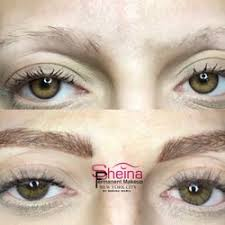 photo of sheina permanent makeup center new york ny united states brows