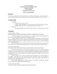 Basic Skills For Resume Computer Technician Skills Resume Basic Examples Sample Section Job 78