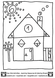 math coloring pages printables horse maths facts coloring page